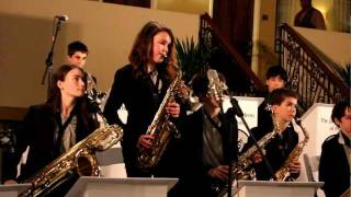 Cherry Point, by the Jazz Academy Ensemble and Paul Carr