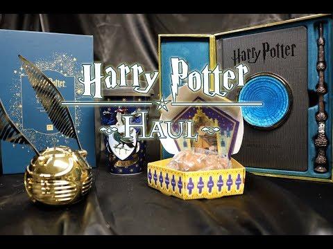 harry-potter-haul-:-pb-teen-:-books-a-million-:-universal-studios-wizarding-world-:-2018