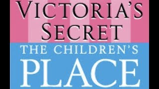 Working at The Children's Place and Victoria's Secret - Retail Experience