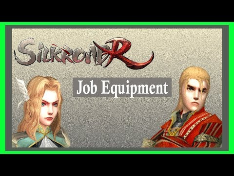 Silkroad-R Tutorial #7 Job Equipment Craften (German)