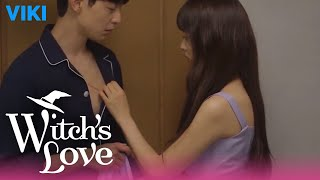 Witch's Love - EP12 | Yoon So Hee Opens up Hyunwoo's Shirts? [Eng Sub]