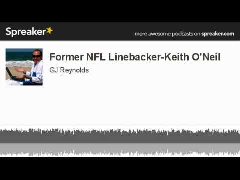 Former NFL Linebacker-Keith O