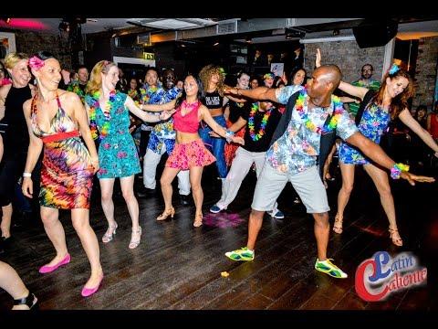 Salsa in Manchester  (Bailando. Enrique Iglesias)