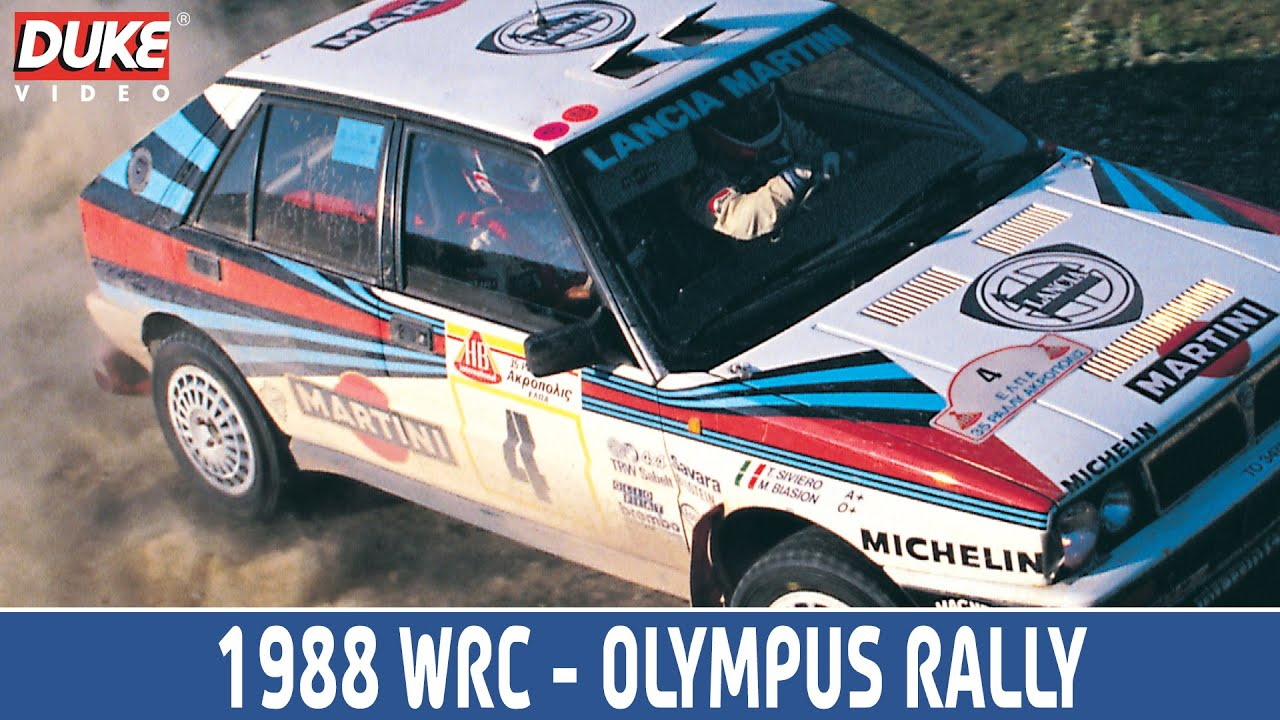 Video: 1988 World Rally Championship trailer