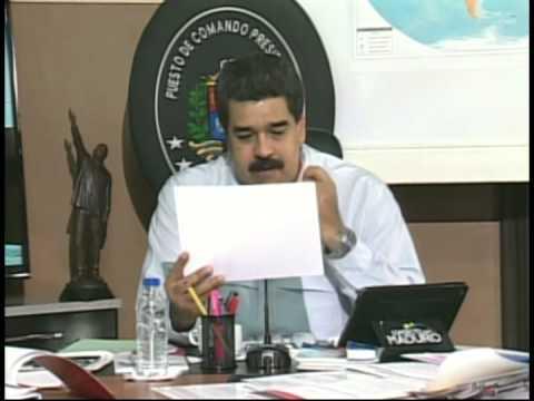 Maduro (completo): 121 mil colombianos han ingresado a Venezuela en 7 meses, es un tema humanitario