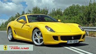 2010 Ferrari 599 GTB Fiorano HGTE Videos