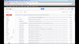 Google Drive Tutorial 2013 - Sharing Files and Folders (3/6)