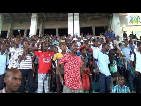 Djibouti vs Sud Soudan 2 - 0