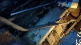 Ремонт КАМАЗа, как снять головку с камаза Б.Ц. двигателя,сменить прокладку головки двигателя камаза.