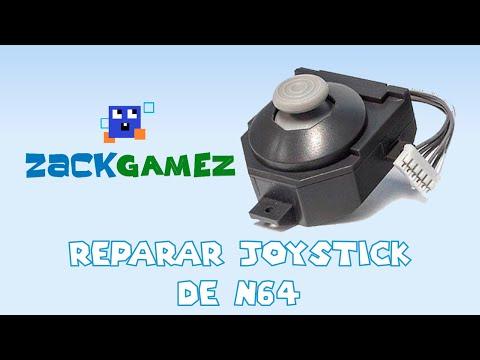 Reparar Joystick De N64