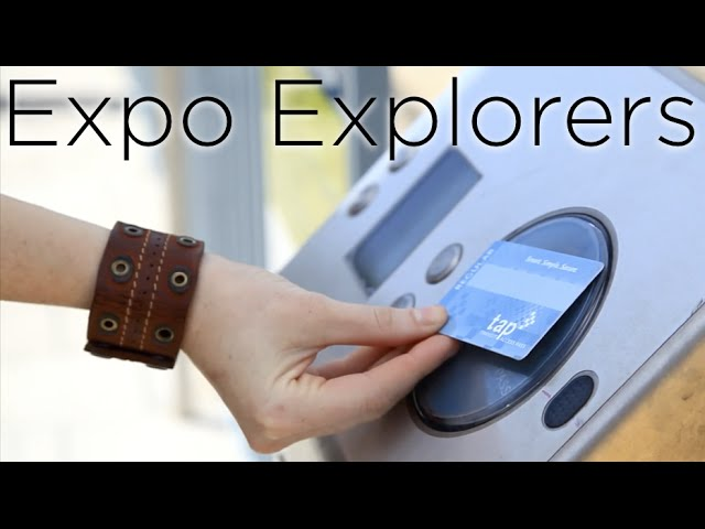 Expo Explorers: A Day of Discovery on the Historic Expo Line