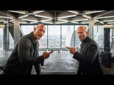 Fast & Furious: Hobbs & Shaw – Trailer 2 deutsch/german HD