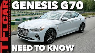2019 Genesis G70: Here is What You Need to Know!
