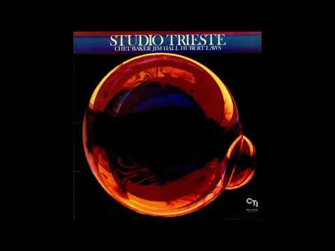 Chet Baker  - Studio Trieste ( Full Album )