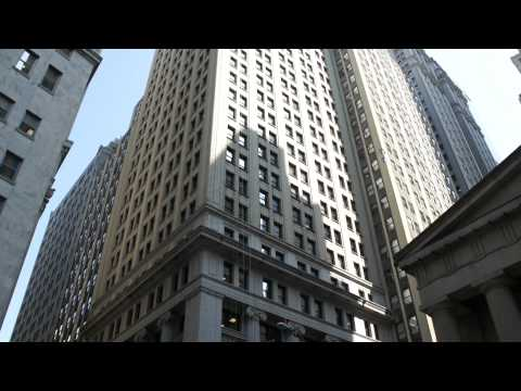 New York Stock Exchange and Federal Hall National Memorial