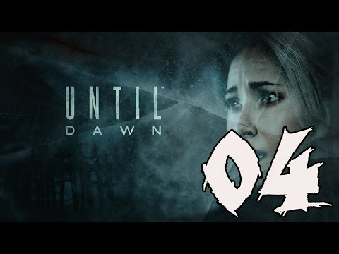 Until Dawn - Gameplay Walkthrough Part 4: The Old Mine