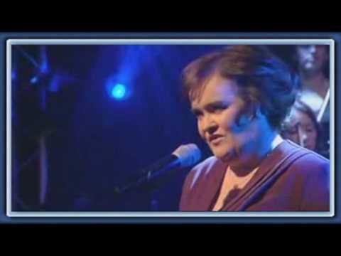 Susan Boyle at GMTV: Wild Horses