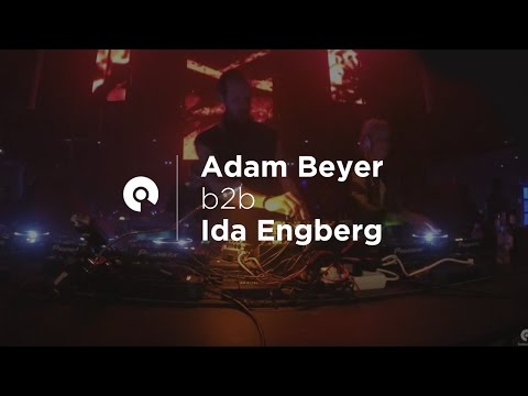 Adam Beyer b2b Ida Engberg @ Music Is Revolution 2016 Week 4, Discoteca, Space Ibiza
