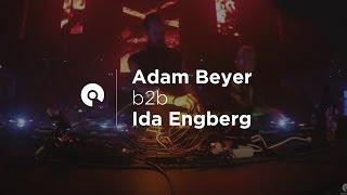 Adam Beyer b2b Ida Engberg @ Music Is Revolution 2016 Week 4, Discoteca, Space Ibiza