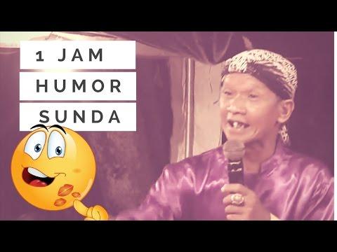 Humor Sunda, Dijamin 1 Jam Ngabarakatak ...