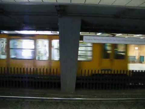 Szechenyi Baths Metro Station - M1 Underground, Szechenyi Furdo Station