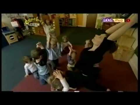 Yoga Bananas - Nursery School Class
