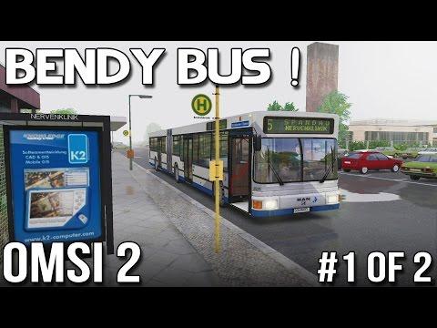 OMSI 2 - Bendy Bus! (Part 1 of 2)