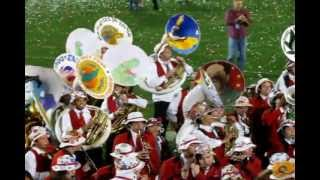 Stanford Band 2013 Rose Bowl post game: White Punks on Dope
