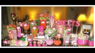 The Ultimate Candy Buffet!