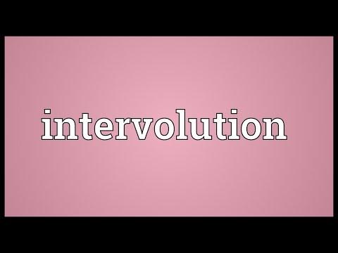 Header of intervolution