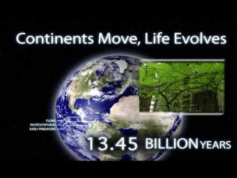 13 7 Billion Years Of Evolution In 85 Seconds