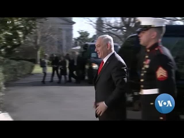 Trump and Israel's Netanyahu Tout Middle East Peace 'Deal of the Century'