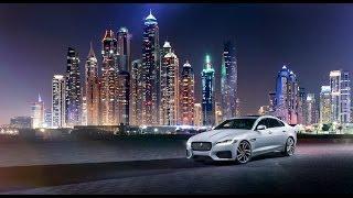 Introducing the All-New Jaguar XF | Dubai