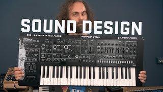 System-8 Sound Design Mega Tutorial