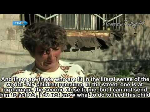 Reality life of Armenians in Armenia 2011