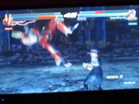 4. Losers Bracket: Kamui Kun (Paul-Baek) vs Kaito (Xiao-Mih)