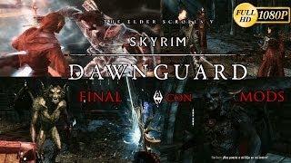 TES V: Skyrim Legendary Edition Modded Final Dawnguard Volkihar Castlel  ENB Realvision + Mods 