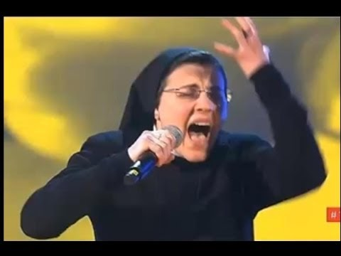 "Cristina Scuccia Nun ""The Voice"" Italy Full Performance - Alica Keys' ""No One"" [VIDEO]"
