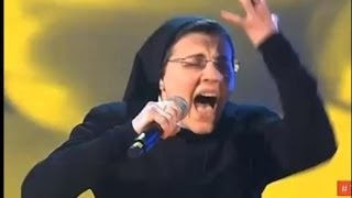 "Cristina Scuccia Nun ""The Voice"" Italy Full Performance - Alica Keys"