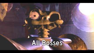 MediEvil (PS1) — All Bosses