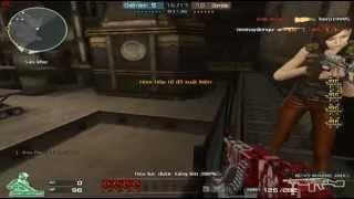 CFVN : M249 Minimi Xmas (Zombie V4) Gameplay