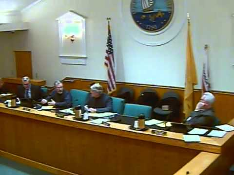 Upper Township Committee Meeting 2/2/15