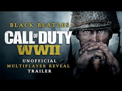 Unofficial Call of Duty®: WWII Multiplayer Trailer (Black Beatles) by MirekLeFou
