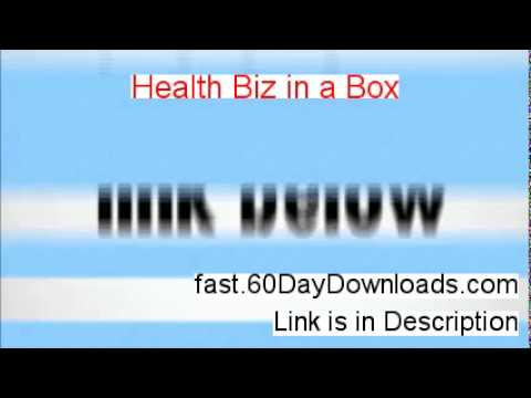 Health Biz in a Box Review 2014 - Does It Really Work?