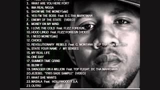 JAY-DUBZ  #INeedMoney Mix-tape (Track 2.