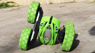 RC Car with Crazy Stunt Skills