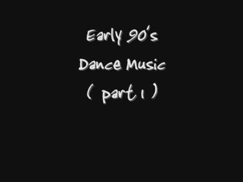 90s Dance music