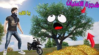 فلم ببجي موبايل : وجدت شجرة الامنيات !!؟ 🔥😱