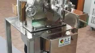 분쇄기 유성식품기계