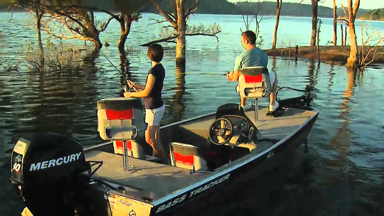 tracker pro 165 tracker fishing boats [ 1280 x 720 Pixel ]